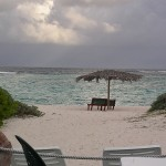 Beach on Anegada